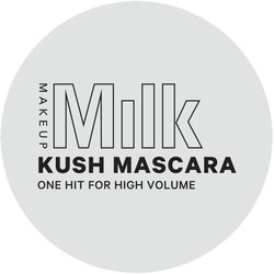 MILK Makeup Kush Mascara Badge
