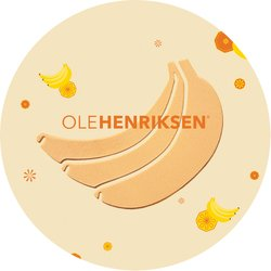 Ole Henriksen Banana Bright Primer Badge