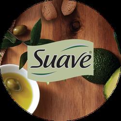 Suave Naturals Badge