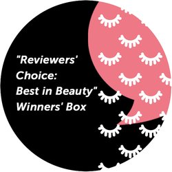 Influenster Beauty Awards Badge