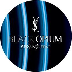 YSL Black Opium Intense Badge