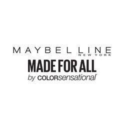 Maybelline Made For All Badge