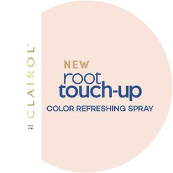 Clairol Root Touch-Up Spray Badge