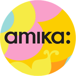 Amika VirtualVox Badge