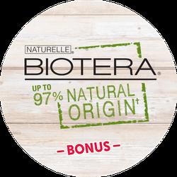 Naturelle Biotera BONUS Badge