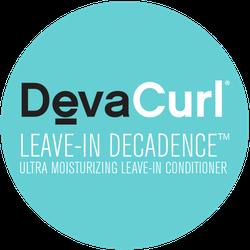 DevaCurl Decadence x Sephora Badge