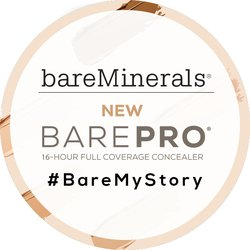 bareMinerals BAREPRO Concealer Virtual Badge