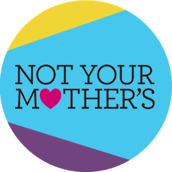 Not Your Mother's Blonde Moment Badge