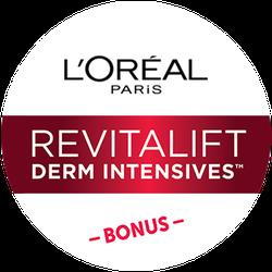 L'Oréal Paris Revitalift Derm Intensives BONUS Badge