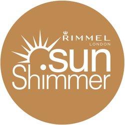 Rimmel Sunshimmer Badge
