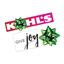 Kohl's #GiveJoy VirtualVox Badge