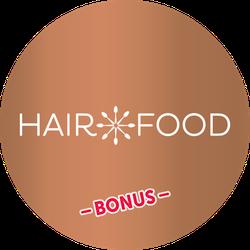 Hair Food #FeedYourHair BONUS Badge