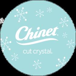 Chinet® Cut Crystal® Badge