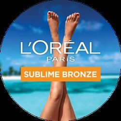 L'Oréal Sublime Bronze Badge