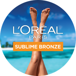 L'Oréal Paris Sublime Bronze Mousse Badge