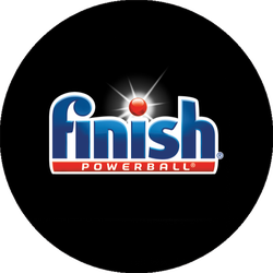 #FinishReluciente Badge