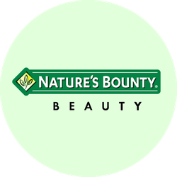 Nature's Bounty Beauty Gels Badge