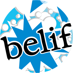 belif Moisturizing Eye Bomb Badge