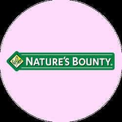 Nature's Bounty® Hair Skin & Nails Gummies Badge