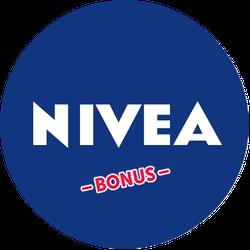 NIVEA Creme BONUS Badge