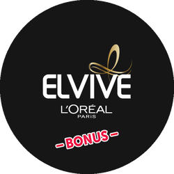L'Oréal Paris Elvive Rapid Revivers BONUS Badge