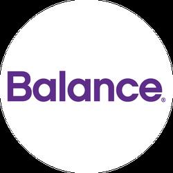 Balance Bar Cookie Dough Badge