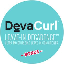 DevaCurl Decadence BONUS Badge
