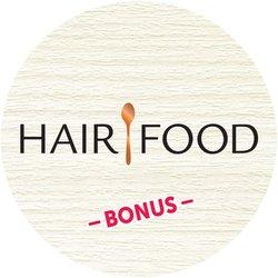 Hair Food Bonus Badge