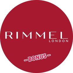 Rimmel Match Perfection Bonus Badge