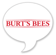 Burt's Bees Protein Badge