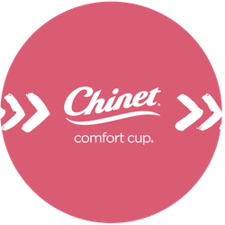 Chinet® Comfort Cup® insulated hot cups Badge