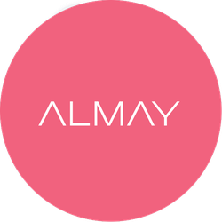 Almay Badge