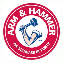 Arm & Hammer Badge