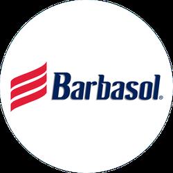 Barbasol Badge