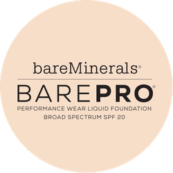 bareMinerals Badge