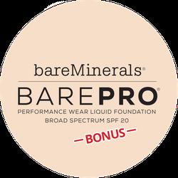 bareMinerals Bonus Badge