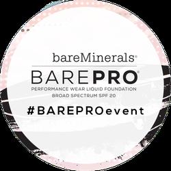 bareMinerals Virtual Badge