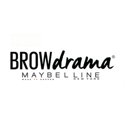 Maybelline Brow Drama Shaping Chalk Powder Badge