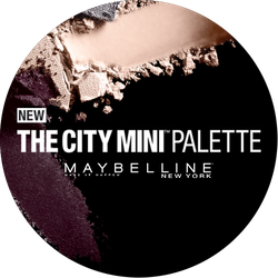 Maybelline City Mini Badge