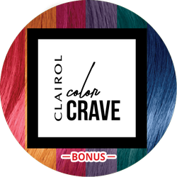 Clairol Color Crave BONUS Badge
