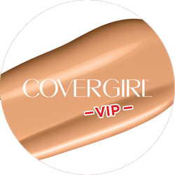 COVERGIRL Vitalist Healthy Elixir VIP Badge