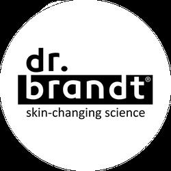 Dr. Brandt No More Baggage Badge