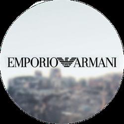 Armani Emporio Badge