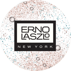Erno Laszlo White Marble Mask Badge