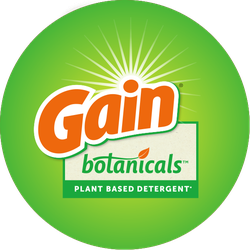 Gain® Botanicals™ Badge