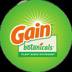 Gain® Botanicals™ Badge