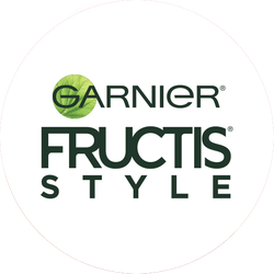 Garnier Fructis Style Halloween - Straight Hair Badge