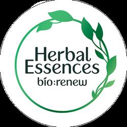 Herbal Essences Bio Renew Badge