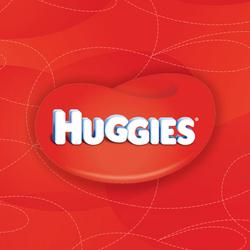 Huggies Natural Care Wipes Brand Badge