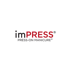 imPRESS Press-On Badge